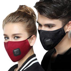 Korean Fabric mouth face mask PM2 5 Anti Haze Anti dust mouth mask Respirator mascaras With Innrech Market.com