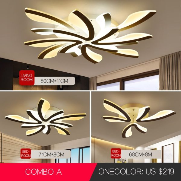 LED Ceiling Lights Dandelion Indoor Ceiling Lamp Modern Simple Post Modern Living Room Bedroom Dining Room 1 LED Ceiling Lights Dandelion Indoor Ceiling Lamp Modern Simple Post-Modern Living Room Bedroom Dining Room Study Room