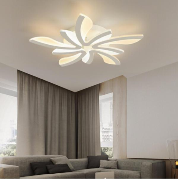 LED Ceiling Lights Dandelion Indoor Ceiling Lamp Modern Simple Post Modern Living Room Bedroom Dining Room 3 LED Ceiling Lights Dandelion Indoor Ceiling Lamp Modern Simple Post-Modern Living Room Bedroom Dining Room Study Room
