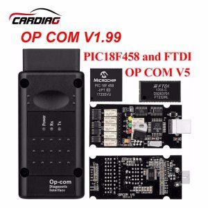 op com V1 65 V1 78 V1 99 with PIC18F458 FTDI op com OBD2 Auto Diagnostic Innrech Market.com