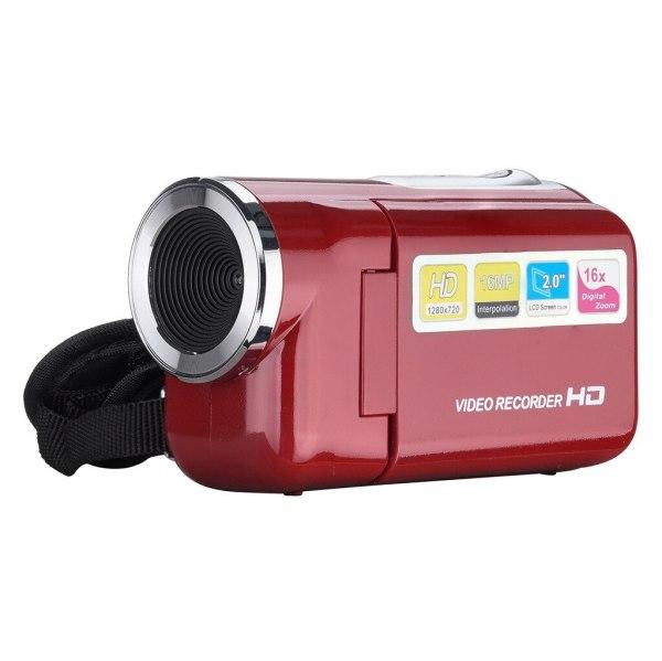 2019 Video Camcorder HD 720P Handheld Digital Camera 4x Digital Zoom 2 0 inch 28 5 2019 Video Camcorder HD 720P Handheld Digital Camera 4x Digital Zoom 2.0 inch 28#