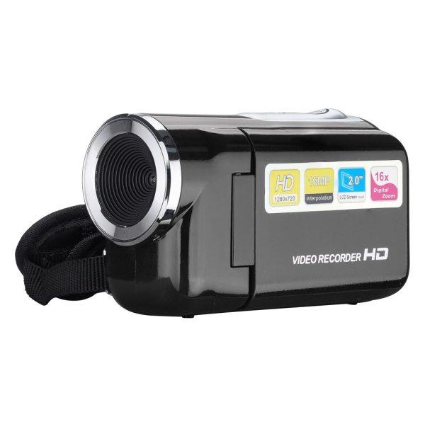 2019 Video Camcorder HD 720P Handheld Digital Camera 4x Digital Zoom 2 0 inch 28 2019 Video Camcorder HD 720P Handheld Digital Camera 4x Digital Zoom 2.0 inch 28#