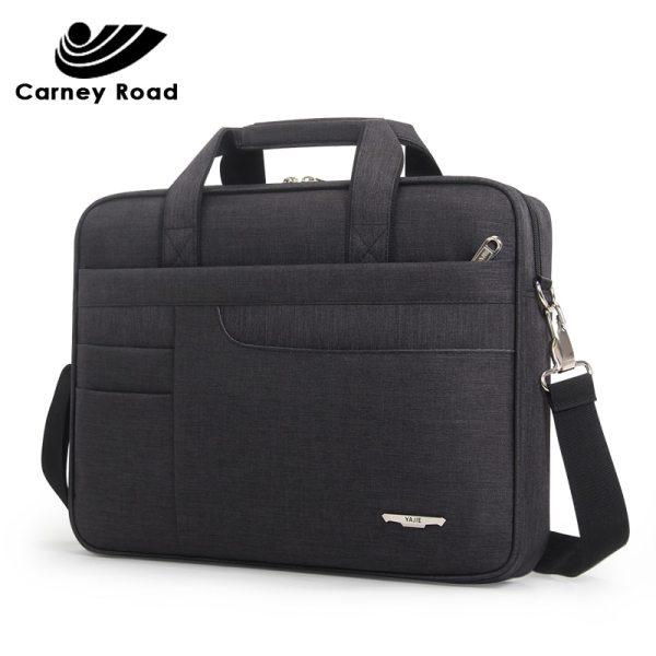 Brand Waterproof Men Women 14 15 6 inch Laptop Briefcase Business Handbag for Men Large Capacity Brand Waterproof Men Women 14 15.6 inch Laptop Briefcase Business Handbag for Men Large Capacity Messenger Shoulder Bag