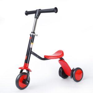 Children scooter balance car tricycle three in one baby scooter 2in1 car scooter foldable bicycle Innrech Market.com