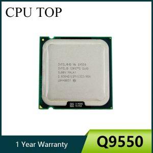 Intel Core 2 Quad Q9550 Processor SLAWQ SLB8V 2 83GHz 12MB 1333MHz Socket 775 cpu 100 Innrech Market.com