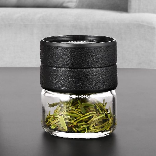 Thermos Bottle Stainless Steel Tea Partition Thermo Cup Glass Tea Strainer Thermos Mug Bottle Vacuum flask 4 Thermos Bottle Stainless Steel Tea Partition Thermo Cup Glass Tea Strainer Thermos Mug Bottle Vacuum flask Bottles 400ml + 200ml