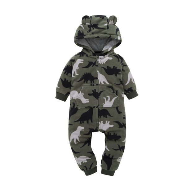 kid boy girl Long Sleeve Hooded Fleece jumpsuit overalls red plaid Newborn baby winter clothes unisex 1 kid boy girl Long Sleeve Hooded Fleece jumpsuit overalls red plaid Newborn baby winter clothes unisex new born costume 2019