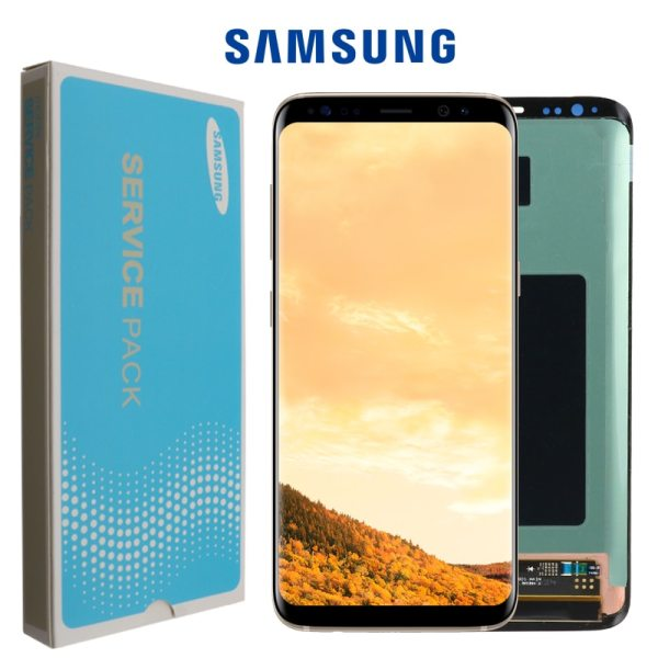 original S8 S8plus Display Screen for SAMSUNG Galaxy S8 Screen Replacement LCD Touch Digitizer Assembly G950F original S8 S8plus Display Screen for SAMSUNG Galaxy S8 Screen Replacement LCD Touch Digitizer Assembly G950F G955 with FRAME