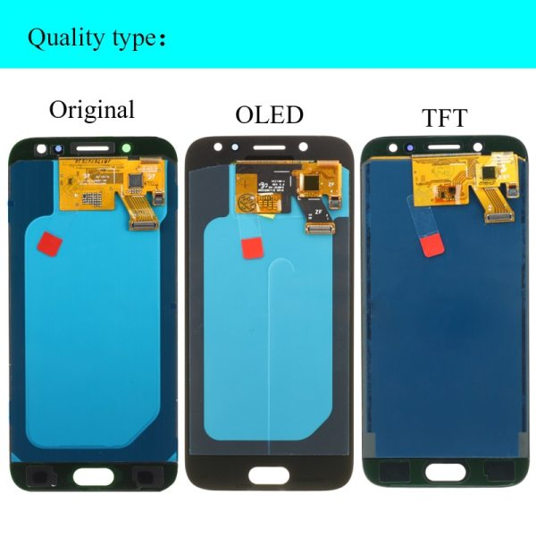 100 original SUPER AMOLED 5 2 Replacement Display for SAMSUNG Galaxy J5 2017 J530 J530F Touch 2 100% original SUPER AMOLED 5.2'' Replacement Display for SAMSUNG Galaxy J5 2017 J530 J530F Touch Screen Digitizer Assembly