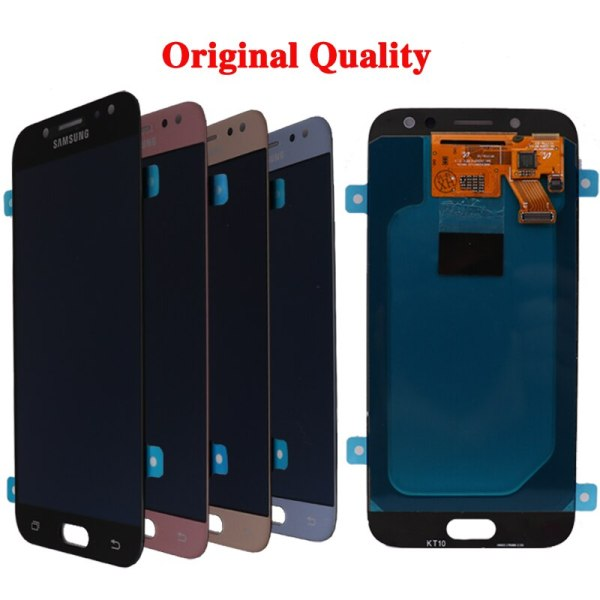 100 original SUPER AMOLED 5 2 Replacement Display for SAMSUNG Galaxy J5 2017 J530 J530F Touch 3 100% original SUPER AMOLED 5.2'' Replacement Display for SAMSUNG Galaxy J5 2017 J530 J530F Touch Screen Digitizer Assembly