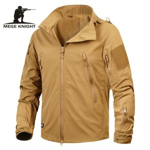 Mege Brand Clothing New Autumn Men s Jacket Coat Military Clothing Tactical Outwear US Army Breathable Innrech Market.com