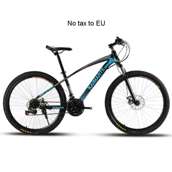 24 and 26 inch mountain bike 21 speed bicycle front and rear disc brakes bike with 2 24 and 26 inch  mountain bike 21 speed bicycle front and rear disc brakes bike with shock absorbing riding bicycle