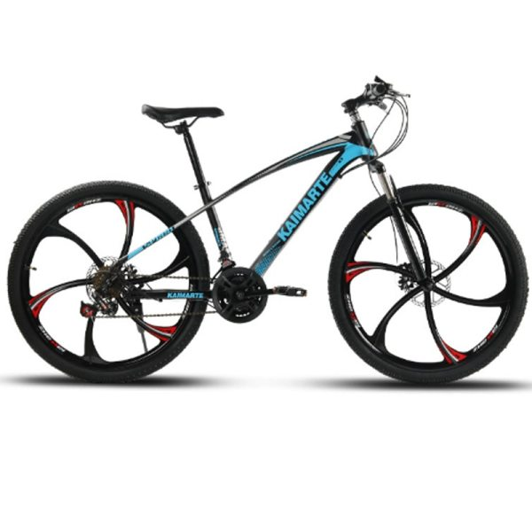 24 and 26 inch mountain bike 21 speed bicycle front and rear disc brakes bike with 3 24 and 26 inch  mountain bike 21 speed bicycle front and rear disc brakes bike with shock absorbing riding bicycle