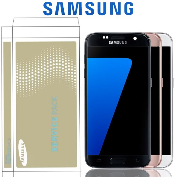 5 1 Burn Shadow LCD With Frame For SAMSUNG Galaxy S7 Display G930 G930F Touch Screen 5.1'' Burn-Shadow LCD With Frame For SAMSUNG Galaxy S7 Display G930 G930F Touch Screen Digitizer Replacement With Service Pack