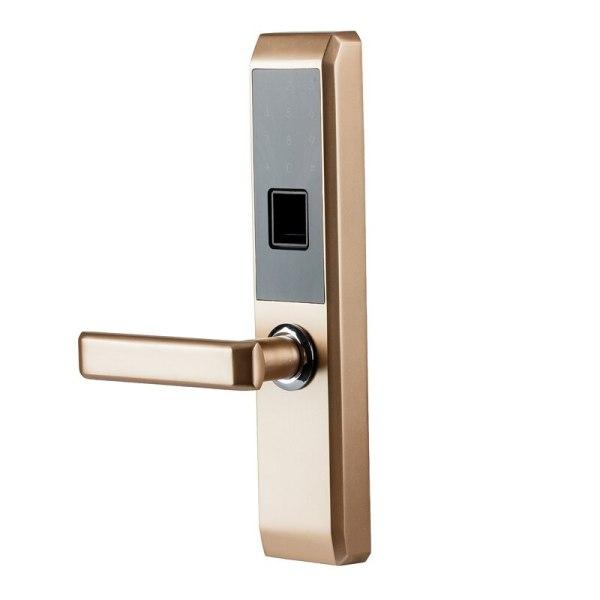 LACHCO 2019 Biometric Fingerprint Electronic Smart Door Lock Code Card Touch Screen Digital Password Lock Key LACHCO 2019 Biometric Fingerprint Electronic Smart Door Lock, Code, Card,Touch Screen Digital Password Lock Key for home Ak18A3F