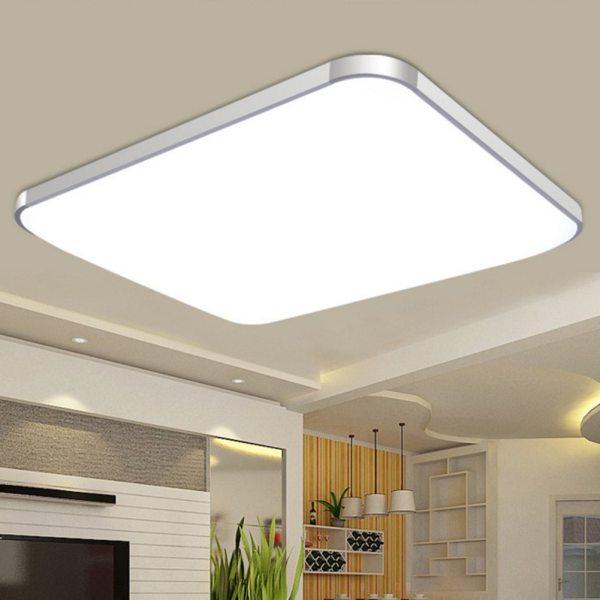 LED Ceiling Down Light Lamp 24W Square Energy Saving For Bedroom Living Room MAL999 LED Ceiling Down Light Lamp 24W Square Energy Saving For Bedroom Living Room MAL999