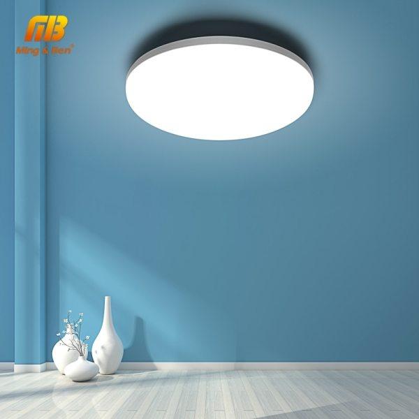 LED Panel Lamp LED Ceiling Light 48W 36W 24W 18W 13W 9W 6W Down Light Surface 2 LED Panel Lamp LED Ceiling Light 48W 36W 24W 18W 13W 9W 6W Down Light Surface Mounted AC 85-265V Modern Lamp For Home Lighting