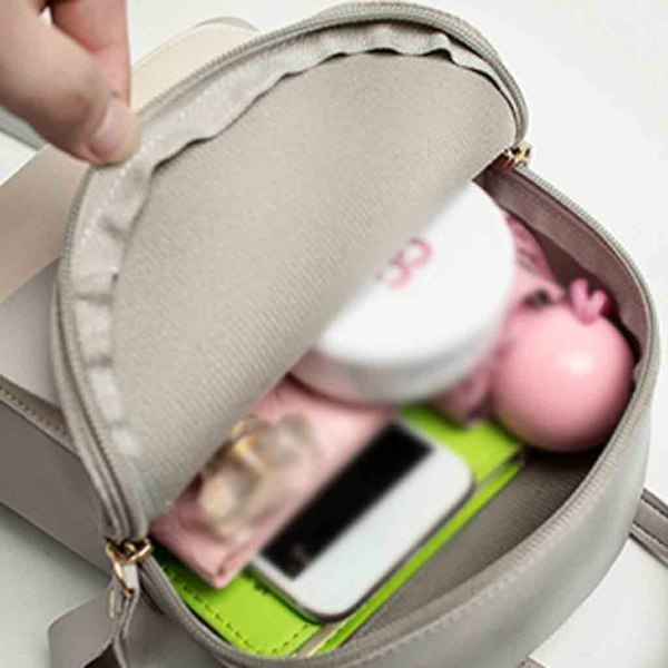 New Designer Fashion Women Backpack Mini Soft Touch Multi Function Small Backpack Female Ladies Shoulder Bag 3 New Designer Fashion Women Backpack Mini Soft Touch Multi-Function Small Backpack Female Ladies Shoulder Bag Girl Purse #YY