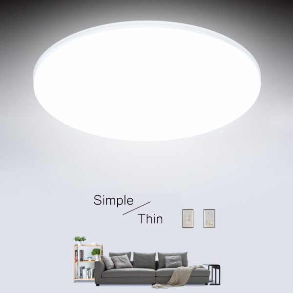 Ultra Thin LED Ceiling Lights 15 20 30 50W Modern Led Ceiling Lamps for Living Room Ultra Thin LED Ceiling Lights 15/20/30/50W Modern Led Ceiling Lamps for Living Room Surface Mounted Led Ceiling Lighting