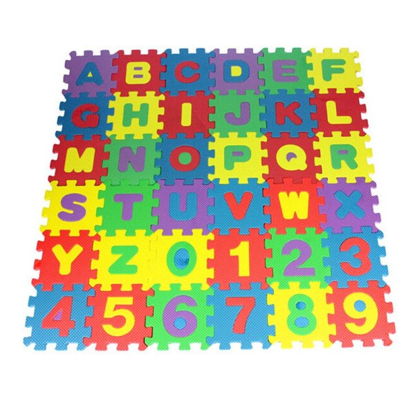 36Pcs ABC flashcards Baby Child Number Alphabet Puzzle Foam Maths Educational Toy Gift whole pack Foam 1 36Pcs ABC flashcards Baby Child Number Alphabet Puzzle Foam Maths Educational Toy Gift whole pack Foam Mat Toy HOOLER