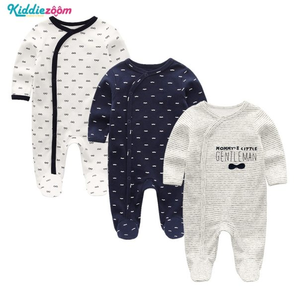 Baby Boy Rompers Infantil Roupa Newborn Girls Clothes 100 Soft Cotton Pajamas Overalls Long Sheeve Baby 2 Baby Boy Rompers Infantil Roupa Newborn Girls Clothes 100% Soft Cotton Pajamas Overalls Long Sheeve Baby Rompers Infant Clothing