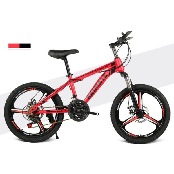 Children s bicycle 20inch 21 speed kids bike Children s variable speed mountain bike Two disc 1 Children's bicycle 20inch 21 speed kids bike Children's variable speed mountain bike Two-disc brake bike various styles bicycle