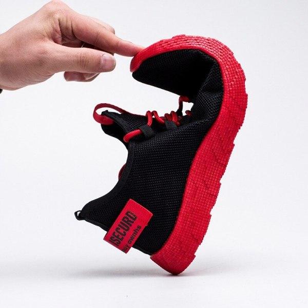Men Vulcanize Casual Shoes Sneakers Mens Breathable No slip Men 2019 Male Air Mesh Lace Up 5 Men Vulcanize Casual Shoes Sneakers Mens Breathable No-slip Men 2019 Male Air Mesh Lace Up Wear-resistant Shoes Tenis Masculino
