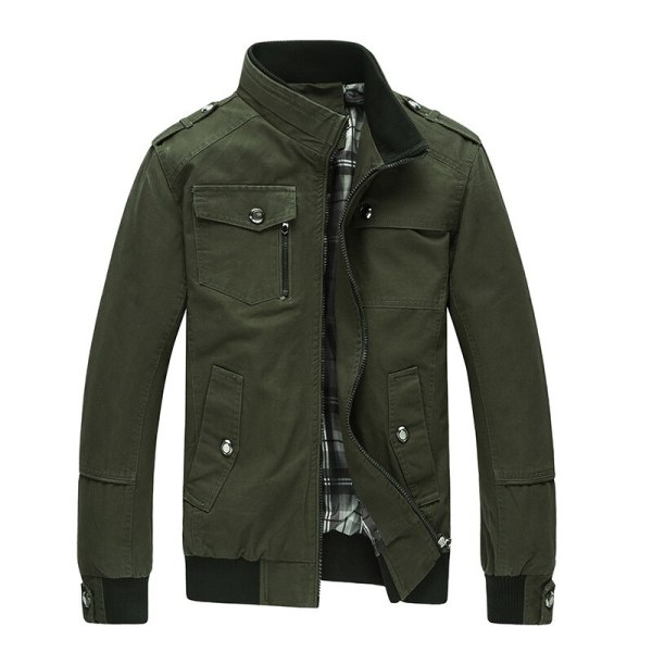 Mountainskin Casual Men s Jacket Spring Army Military Jacket Men Coats Winter Male Outerwear Autumn Overcoat 1 Mountainskin Casual Men's Jacket Spring Army Military Jacket Men Coats Winter Male Outerwear Autumn Overcoat Khaki 5XL EDA085