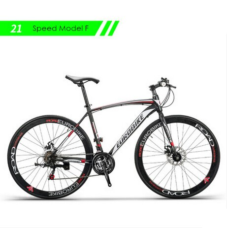 New brand carbon steel frame 700C wheel 21 27 speed disc brake road bike outdoor sport 5 New brand carbon steel frame 700C wheel 21/27 speed disc brake road bike outdoor sport cycling bicicletas racing bicycle