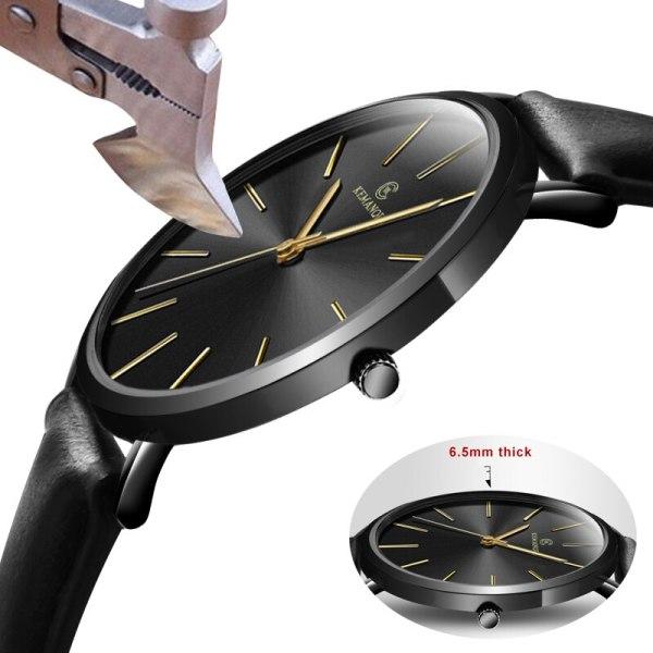 6 5mm Ultra thin Men s Watch 2019 New Fashion Watches Simple Business Men Quartz Watches 5 6.5mm Ultra-thin Men's Watch 2019 New Fashion Watches Simple Business Men Quartz Watches Male Clock relogio masculino