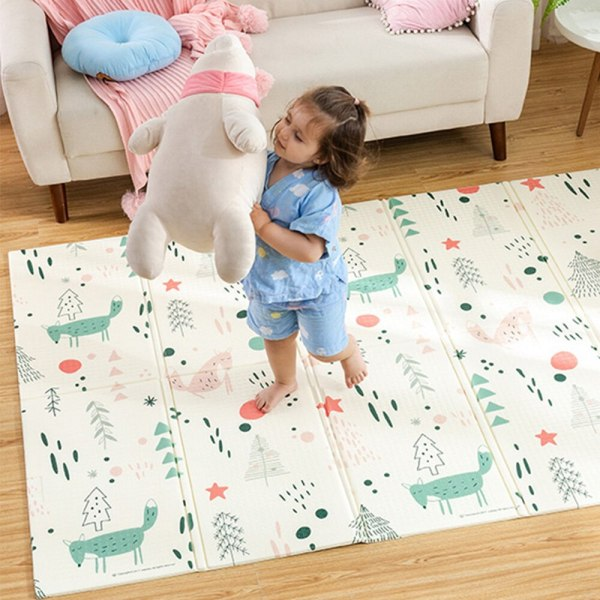 Infant Shining Baby Play Mat Xpe Puzzle Children s Mat Thickened Tapete Infantil Baby Room Crawling 1 Infant Shining Baby Play Mat Xpe Puzzle Children's Mat Thickened Tapete Infantil Baby Room Crawling Pad Folding Mat Baby Carpet