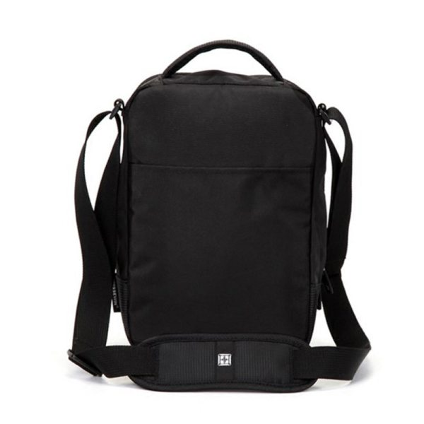 "Swiss Shoulder Bag Leisure Briefcase Small Messenger Bag for 9 7 11 Tablets and Documents Men 5 Swiss Shoulder Bag Leisure Briefcase Small Messenger Bag for 9.7"" 11""Tablets and Documents Men's Black Handbag crossbody bag"