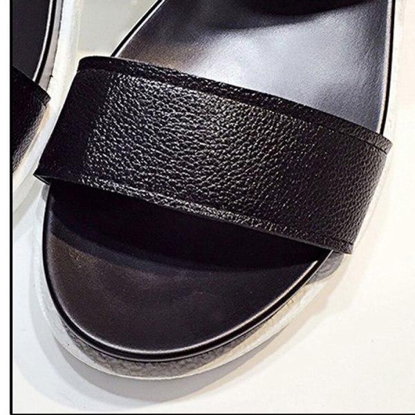 2019 New Hot Sale Sandals Women Summer Slip On Shoes Peep toe Flat Shoes Roman Sandals 5 2019 New Hot Sale Sandals Women Summer Slip On Shoes Peep-toe Flat Shoes Roman Sandals Mujer Sandalias Ladies Flip Flops Sandal