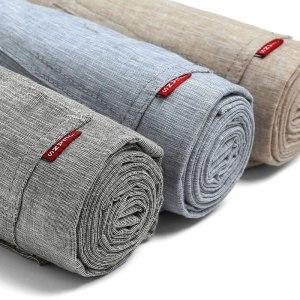 2019 New Men Fashion Summer Korea Slim Fit Straight Linen Cotton Thin Business Trousers Pants Male Innrech Market.com