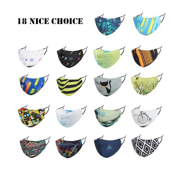 Breathable Cycling Face Mask Dust proof Summer Sunscreen Half Facemask Bike Anti Pollution Light Soft Bicycle 1 Breathable Cycling Face Mask Dust-proof Summer Sunscreen Half Facemask Bike Anti-Pollution Light Soft Bicycle Outdoor Sport Mask