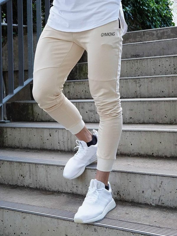 Fashion Mens Joggers Pants Skinny Casual Trousers Pants Top Quality Men Sweatpants Fashion Mens Joggers Pants Skinny Casual Trousers Pants Top Quality Men Sweatpants