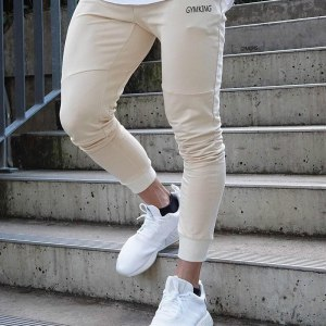 Fashion Mens Joggers Pants Skinny Casual Trousers Pants Top Quality Men Sweatpants Innrech Market.com