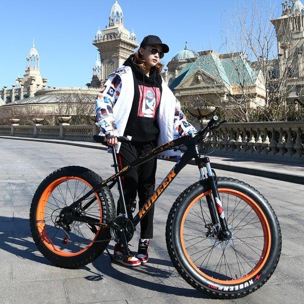 "KUBEEN Mountain Bike Aluminum Frame 21 Speed Shimano 26 Wheel 2 KUBEEN Mountain Bike Aluminum Frame 21 Speed Shimano 26"" Wheel"