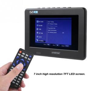 LEADSTAR Potable 7 inch HD 1080P TFT TV LED Screen Mini TV Digital Car TV DVB Innrech Market.com