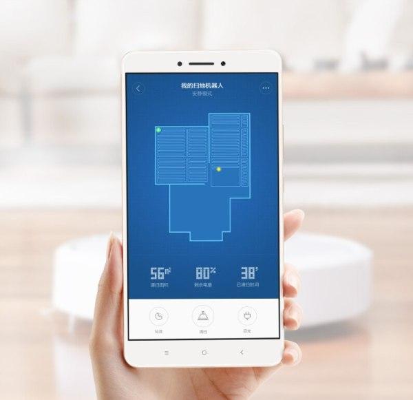 Original Xiaomi MI Robot Vacuum Cleaner MI Robotic Smart Planned Type WIFI App Control Auto Charge 3 Original Xiaomi MI Robot Vacuum Cleaner MI Robotic Smart Planned Type WIFI App Control Auto Charge LDS Scan Mapping