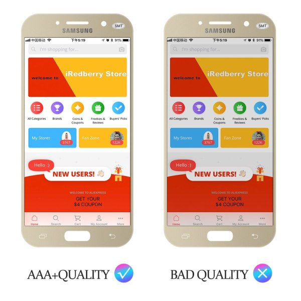 100 Test 5 2 For SAMSUNG GALAXY A5 2017 A520 SM A520F LCD Display Touch Screen 1 100% Test 5.2'' For SAMSUNG GALAXY A5 2017 A520 SM-A520F LCD Display Touch Screen Digitizer LCD A5 2017 Assembly LCD