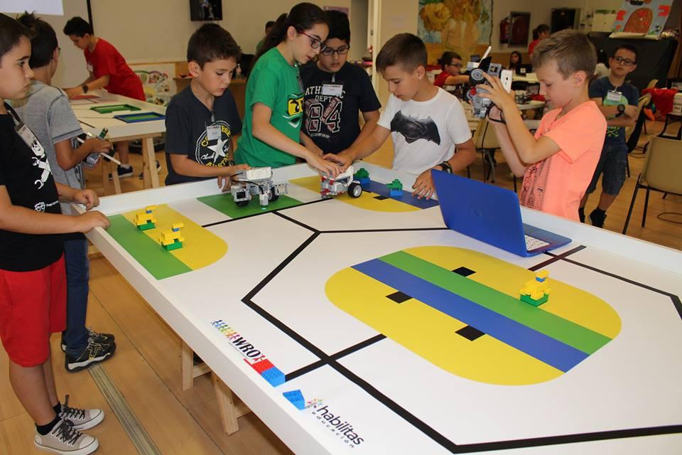Cómo introducir a los niños en la robótica educativa