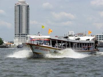 vacanze a bankok - tour sul fiume chao phraya