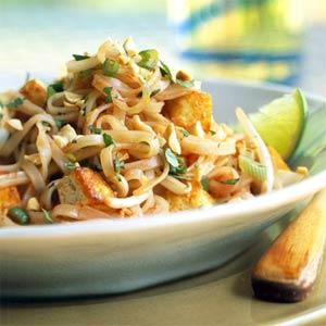 pad thai - specialità thailandese
