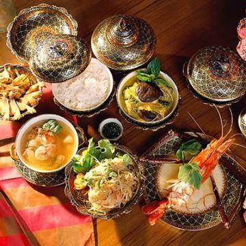 Piatti cucina Thai