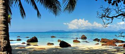 spiaggia isola di koh mak - thailandia vacanze