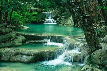 cascate Thailandia nord