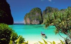 Maya Bay Phi Phi Island Thailandia