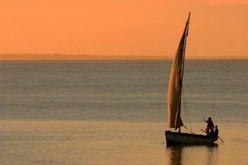 pesca al tramonto- koh samet - Thailandia