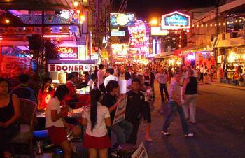 Pattaya la capitale del divertimento in Thailandia